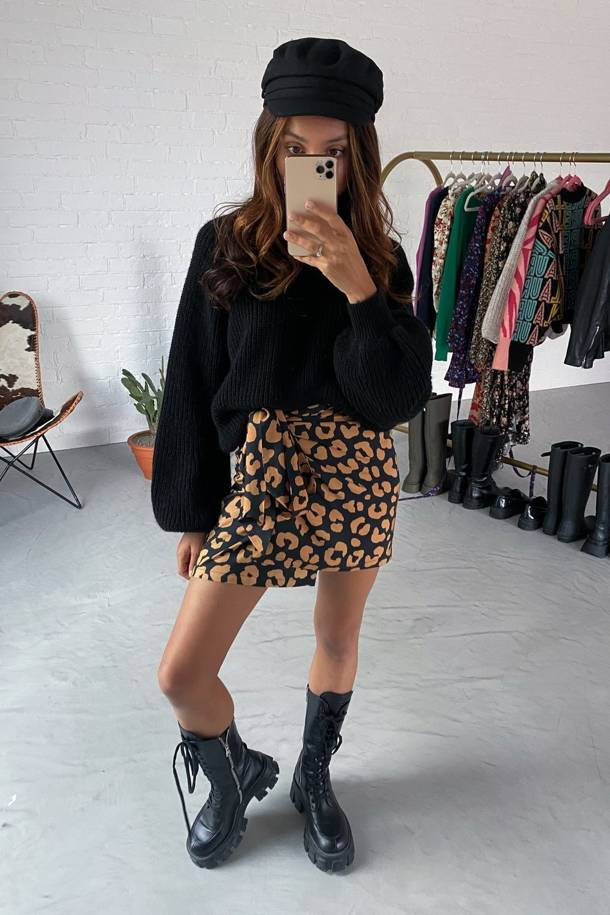 Cara Nut Skirt