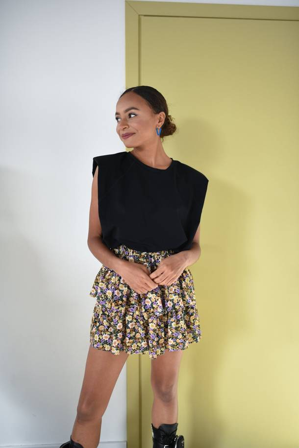 Naya Flowers Skirt