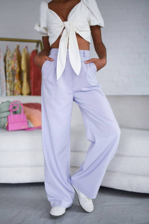 wide pants elegant and chic
