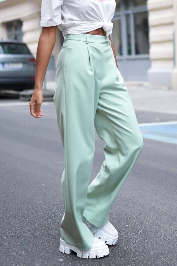 wide pant spring summer 2021 trend